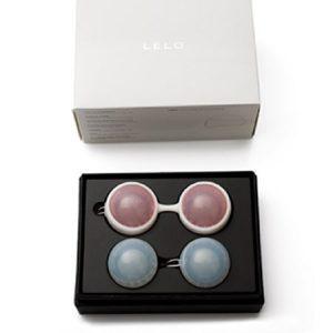 Lelo Luna Beads: Liebeskugel-Set
