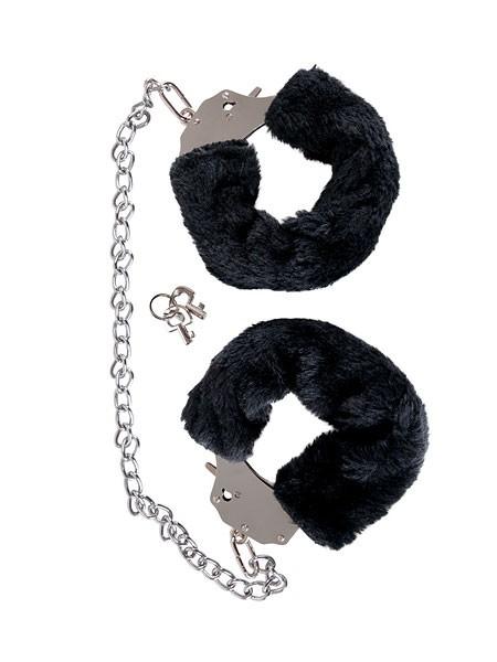 The Bigger Handcuffs: Plüsch-Handschellen
