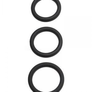 Perfect Fit Xact-Fit 3-Ring-Kit S-M: Penisringe-Set